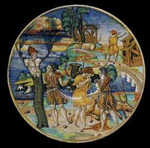 Dish GiorgioAndreoli Cyparissus