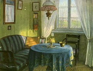 Paul Hoecker-Frühlingsabend