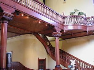 Foyer of Rotorua Bath House