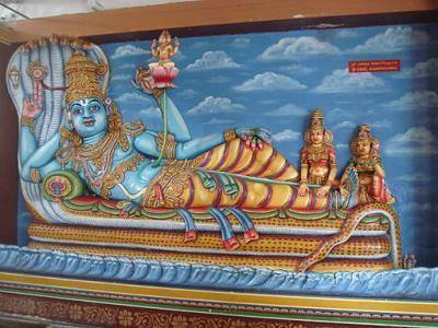 Munneswaram Vishnu