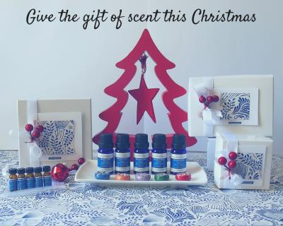 Give the gift of scent this Christmas
