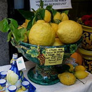 Limone and Limoncello
