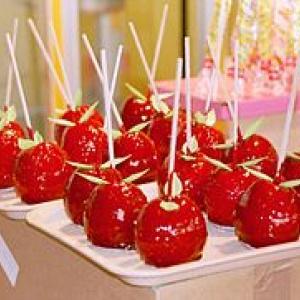 Pommes d amour