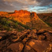Kings Canyon, NT, Australia.